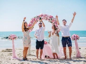Свадьба во Вьетнаме. Фотограф Муйне