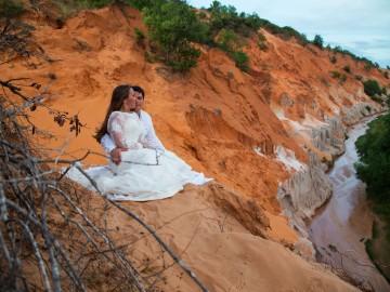 Фотограф во Вьетнаме. Фотосессии в Муйне. Валерия Панарина