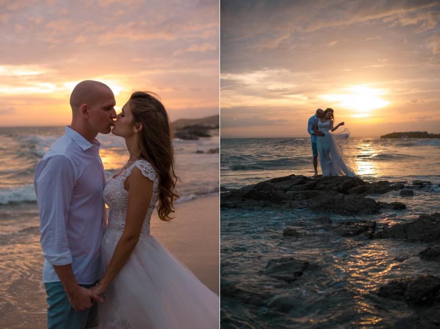 Свадьба во Вьетнаме. Фотосессия в Муйне